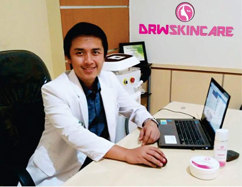 drw skincare dokter wahyu triasmara