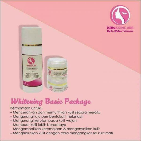 paket whitening drw skincare
