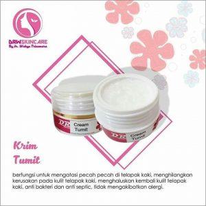 cream tumit drw skincare