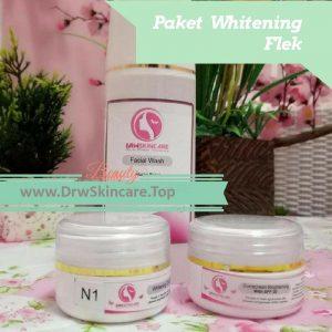 cream whitening flek drwskincare
