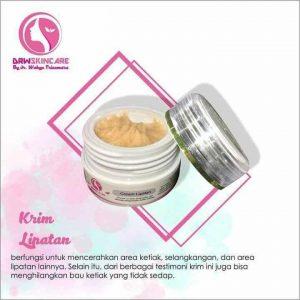 cream lipatan drw skincare