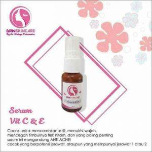 serum vitamin c dan e drw skincare