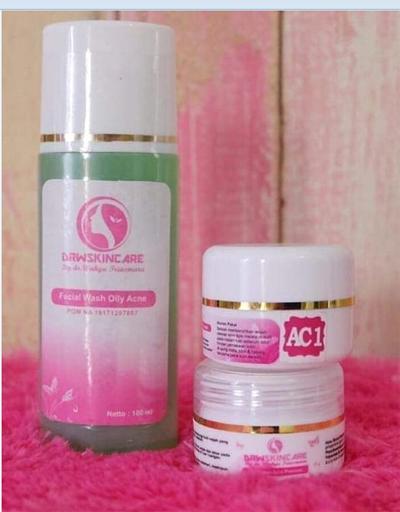 cream drw skincare ac1